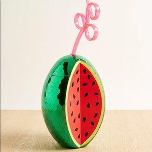NWT Disco Watermelon Sipper Cup